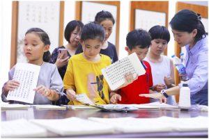 沧州孔子学会传统文化体验活动在吴桥举行